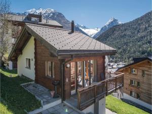 Alpin-Snowball - Apartment - Saas-Fee