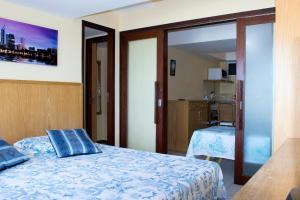 Apartamentos Deluxe VIP Ponta Negra, Apartmány  Natal - big - 43