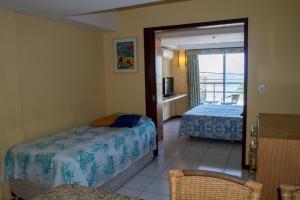Apartamentos Deluxe VIP Ponta Negra, Apartmány  Natal - big - 39