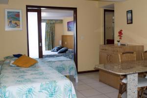 Apartamentos Deluxe VIP Ponta Negra, Apartmány  Natal - big - 37