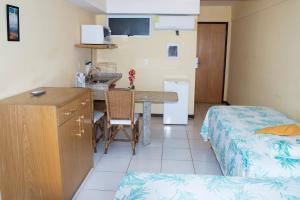 Apartamentos Deluxe VIP Ponta Negra, Apartmány  Natal - big - 36