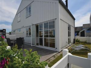 Krabben 390, Dovolenkové domy  Ebeltoft - big - 20