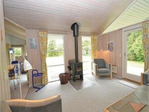 Holiday home Snebollevej Væggerløse IV, Holiday homes  Bøtø By - big - 12