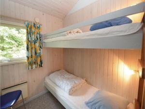 Holiday home Snebollevej Væggerløse IV, Holiday homes  Bøtø By - big - 7