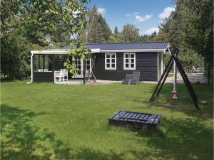 Holiday Home Stege with Fireplace 10, Holiday homes  Pollerup Kullegård - big - 1