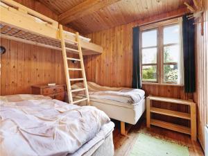 Holiday Home Stege with Fireplace 10, Dovolenkové domy  Pollerup Kullegård - big - 9