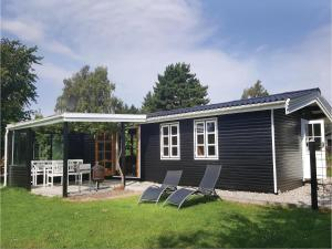 Holiday Home Stege with Fireplace 10, Dovolenkové domy  Pollerup Kullegård - big - 7