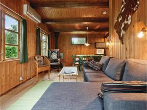 Holiday Home Stege with Fireplace 10, Dovolenkové domy  Pollerup Kullegård - big - 5