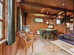 Holiday Home Stege with Fireplace 10, Dovolenkové domy  Pollerup Kullegård - big - 4