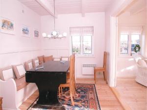 Meldbjerghus, Prázdninové domy  Fanø - big - 11