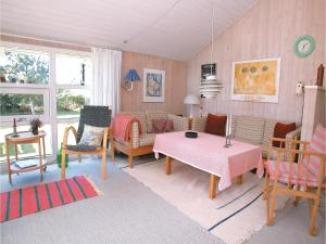 Holiday home Nr. Meldbjergdal, Ferienhäuser  Fanø - big - 12