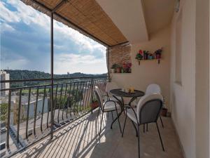 Apartment Sibenik with Sea View I