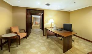 Le Midi Hotel Jungli, Отели  Чжунли - big - 3