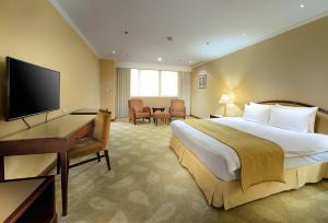 Le Midi Hotel Jungli, Отели  Чжунли - big - 5