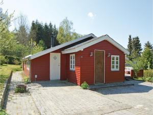 Three-Bedroom Holiday Home in Farvang, Nyaralók  Fårvang - big - 6