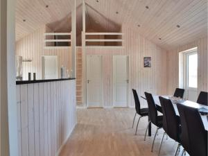 Four-Bedroom Holiday Home in Juelsminde, Ferienhäuser  Sønderby - big - 5