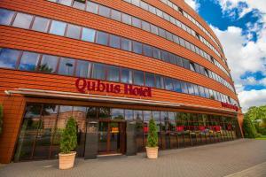 Qubus Hotel Łódź, Hotels  Łódź - big - 1