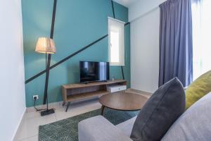 Da Men Suites by Subhome, Apartmanok  Subang Jaya - big - 5