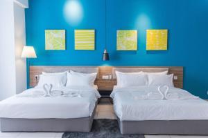 Da Men Suites by Subhome, Apartmanok  Subang Jaya - big - 9