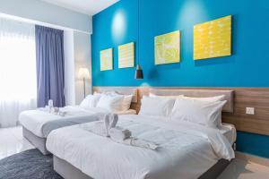 Da Men Suites by Subhome, Apartmanok  Subang Jaya - big - 10