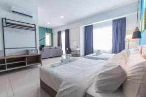 Da Men Suites by Subhome, Apartmanok  Subang Jaya - big - 11