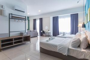 Da Men Suites by Subhome, Apartmanok  Subang Jaya - big - 12