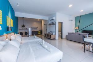 Da Men Suites by Subhome, Apartmanok  Subang Jaya - big - 19