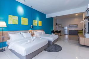 Da Men Suites by Subhome, Apartmanok  Subang Jaya - big - 21