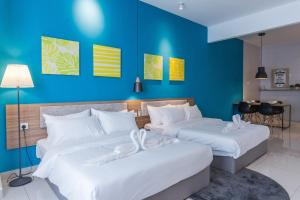 Da Men Suites by Subhome, Apartmanok  Subang Jaya - big - 23