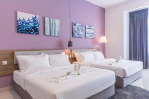 Da Men Suites by Subhome, Apartmanok  Subang Jaya - big - 24