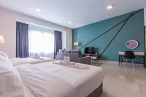 Da Men Suites by Subhome, Apartmanok  Subang Jaya - big - 26