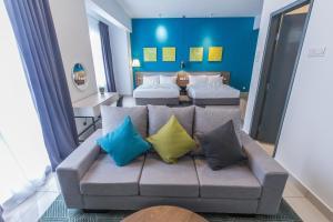 Da Men Suites by Subhome, Apartmanok  Subang Jaya - big - 27