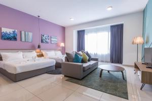 Da Men Suites by Subhome, Apartmanok  Subang Jaya - big - 1