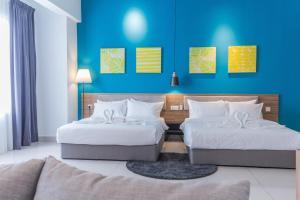 Da Men Suites by Subhome, Apartmanok  Subang Jaya - big - 28