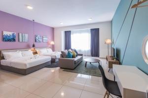Da Men Suites by Subhome, Apartmanok  Subang Jaya - big - 29