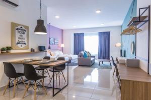 Da Men Suites by Subhome, Apartmanok  Subang Jaya - big - 35