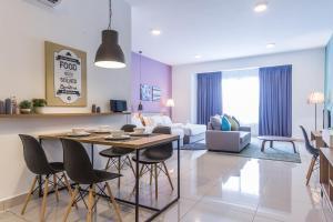 Da Men Suites by Subhome, Apartmanok  Subang Jaya - big - 36