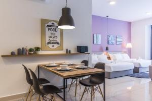 Da Men Suites by Subhome, Apartmanok  Subang Jaya - big - 37
