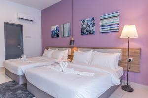 Da Men Suites by Subhome, Apartmanok  Subang Jaya - big - 40
