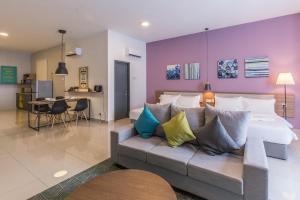 Da Men Suites by Subhome, Apartmanok  Subang Jaya - big - 44