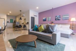 Da Men Suites by Subhome, Apartmanok  Subang Jaya - big - 45