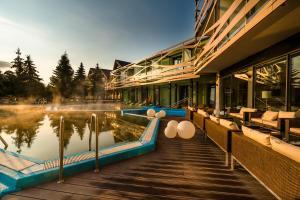 4 hviezdičkový hotel Hotel Galeria Thermal Bešeňová Bešeňová Slovensko