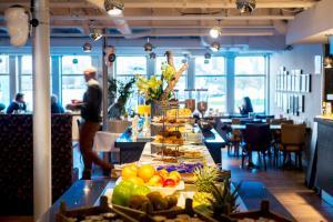 ss Rotterdam Hotel en Restaurants(Róterdam)