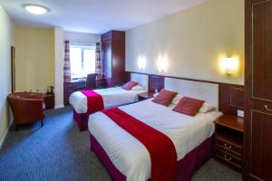 Springfield Hotel & Health Club, Hotels  Halkyn - big - 19