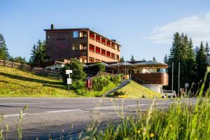 Berghof Fetz, Hotel  Schwarzenberg im Bregenzerwald - big - 11