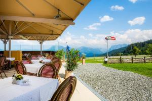 Berghof Fetz, Hotel  Schwarzenberg im Bregenzerwald - big - 39