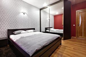 Nad Gorodom Apartments, Apartmanok  Grodno - big - 10