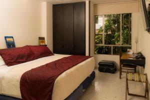 Casa Santa Mónica, Hotel  Cali - big - 18