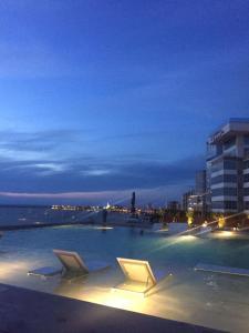 Morros City - Frente al mar, Apartmány  Cartagena de Indias - big - 7