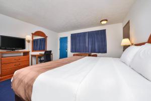 Rom Standard med king-size-seng – røykfritt